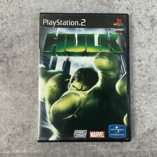 Playstation 2 PS2 Hulk Video Game Japan Import