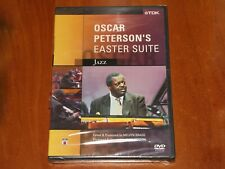 OSCAR PETERSON EASTER SUIT FOR JAZZ TRIO TDK DVD SOUTH BANK SHOW LIVE 1984 New