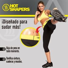 Pantalones para sudar y perder peso Hot SHAPERS ideal adelgazar y tonificar .