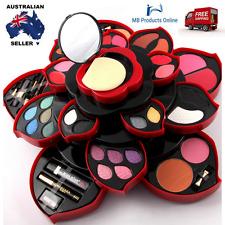 Miss Rose Professional Makeup Set Big Flower Matte Shimmer Eyeshadow Blush