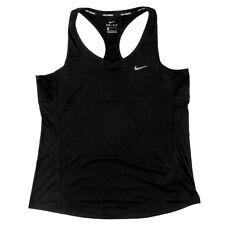 NIKE Damen Laufshirt 686880 Schwarz / L / Sport, Fitness, Running