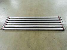 NEW Scaffold/Scaffolding Tower 1.8m Red Horizontal Braces Universal Bars X6