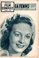 FILM COMPLET 182 LA FEMME NUE GISELLE PASCAL YVES VINCENT PHOTO ALAN LADD 1949