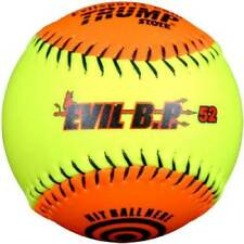 "1 Dozen Evil Bp 52 12"" Softballs - 52cor/.300 Compression (AK-EVIL-BP52) 12 Ball"