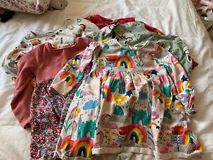 Baby Girl Next 12-18months Dress Bundle *see Pics