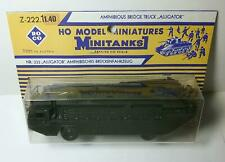Vintage ROCO MINITANKS - Bridge Truck Alligator - #222 - HO Scale - UNUSED