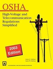 OSHA Stallcup's High-Voltage And Telecommunication Regulations Simplified