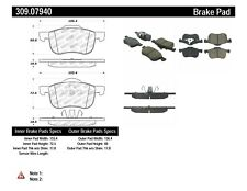 Disc Brake Pad Set-2.5T Front Stoptech 309.07940