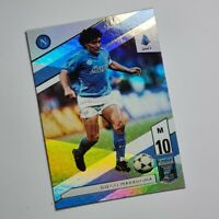 Diego Maradona Panini Chronicles Elite Soccer 2019-20 #E-35 Napoli Sports Card
