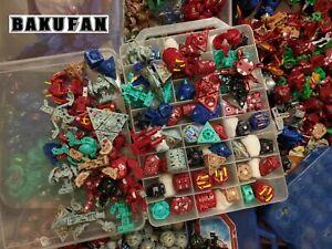👾 Lot of 5 Random Bakugan Battle Brawlers Traps from Photo | Vintage 👾 Odd