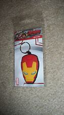 IRON MAN AVENGERS AGE OF ULTRON VINYL KEYCHAIN - NEW IN UNOPENED PACKAGE