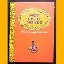 Trésor des Petits Livres d'Or MON PETIT MONDE 1976