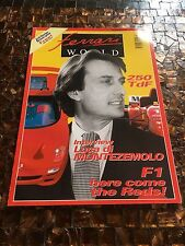 Ferrari World Magazine, rare, number 33 uk
