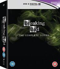 BREAKING BAD 1-6 COMPLETE SERIES / SEASON 1 2 3 4 5 6 DVD BOX SET ENGLISCH