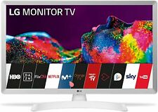 "LG SMART TV 24TN515S-PZ LED 24"" FULL HD MONITOR WXGA DVB-T2 USB WI FI NETFLIX PC"