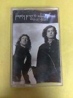JIMMY PAGE & ROBERT PLANT No Quarter 827064 Cassette Tape