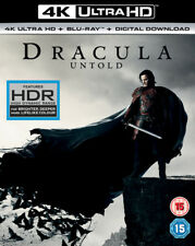 Dracula Untold (4K Ultra HD + Blu-ray + Digital Download) [UHD]