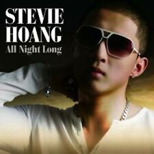 STEVIE HOANG rare Japanese CD ALL NIGHT LONG 18 tracks from 2009