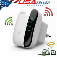 WiFi Range Extender Internet Booster Network Router Wireless Signal Repeater US