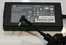 HP PA-1121-62HA Smart AC Adapter 19.5V 6.15A 120W 4.5mm Blue Tip Barrel