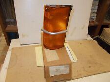 Mopar NOS Park Lamp Assembly Rt. 79-84 Dodge Van B1-B3 w/Round H/Lamps