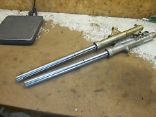 yamaha xv750 virago 750 front fork forks tubes legs set end shocks 1982 1981 83