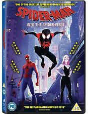 Spider-Man - Into the Spider-verse [DVD]