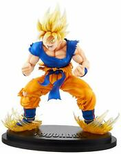 Medicos Super Figure Art Collection Dragon Ball Kai Super Saiyan Son Goku USED