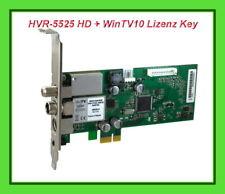 TV Karte Hauppauge HVR 5525 HD  DVB-C  DVB-S  DVB-T  DVB-T2  WinTV 10 Lizenz Key