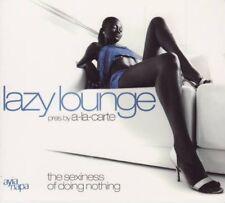 A La Carte - Lazy lounge (CD)