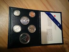Canada 1983 Prooflike coin Set - 6 coins