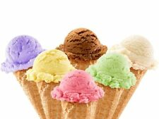 ICE CREAM MIX perfect soft italian ice cream