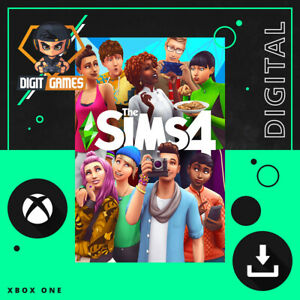 The Sims 4 [Base Game] - Microsoft Xbox One Game / Digital Download