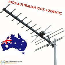 UHF tv antenna outdoor digital 4G matchmaster quality all channels 02MM GMX400