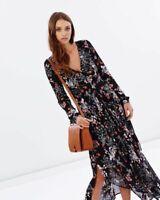 BARDOT Womens Size 14 or US 10 Floral Print Maxi Dress