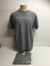Scion Logo Gray T-Shirt Short Sleeve XB RC FRS Toyota Sz L What Moves You