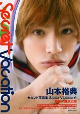 Yusuke Yamamoto 'Secret Vacation' Photo Collection Book