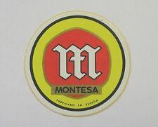 VECCHIO ADESIVO MOTO / Old Sticker Vintage MONTESA TRIAL CROSS (cm 6).