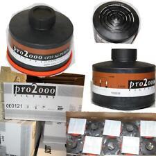Scott PRO2000 CF22 A2-P3 RD Schutz Gasen und Dämpfen Atemschutz Staubmaske