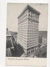 Philadelphia Pennsylvania Building USA 1908 Postcard 159a