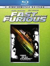 The Fast and the Furious BLU-RAY Mic Rodgers(DIR) 2001