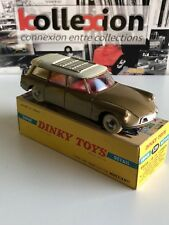 DINKY TOYS 539 BREAK ID CITROEN 1.43 TBE
