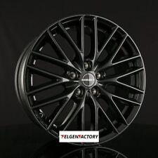 BORBET BS5 Felgen Black Glossy 8x18 Zoll ET35 5x112 Audi A6 VW Passat Mercedes