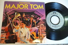 MAJOR TOM 45T BONS BAISERS DU MAJOR TOM. POLYDOR FRANCE 887 047-7.