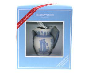 Wedgwood 260th Anniversary Iconic Jug Christmas Decoration- New