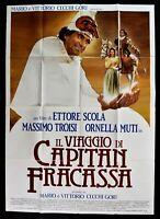 M100 Manifesto 4F Die Reisekit Von Captain Francassa Massimo Troisi Ornella Muti