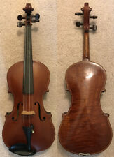 A Fine and Interesting Old American Violin c. 1940