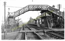 Stonehall & Lydden Railway Station Photo. Kearsney - Shepherdswell. SE&CR. (2)