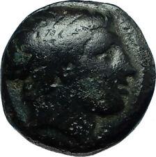 Philip II 359BC Olympic Games HORSE Race WIN Macedonia Ancient Greek Coin i66041