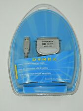 Dynex 6' feet USB to Parallel 36 Pin Printer Cable Adapter